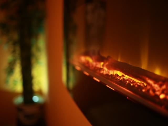 Swedish Room Fireplace